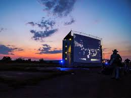 s drive in theater sets opening date for new location