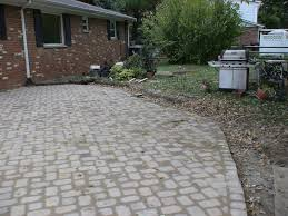 How To Make A Paver Patio Chez V Tales From The Projects Diy Paver Patio Pond