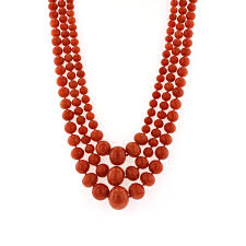 coral bead necklace images Tenenbaum jewelerscoral bead necklace tenenbaum jewelers jpg