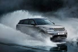 land rover snow range rover velar officially revealed the drive