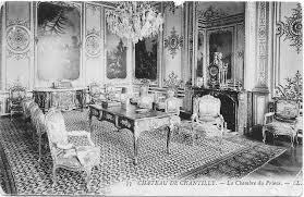 chambre d h e chantilly file chateau de chantilly la chambre du prince jpg wikimedia