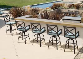 Sunset West Outdoor Furniture California Patio Bar U0026 Counter Height Outdoor Furniture Collections