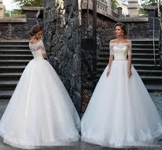 discount 2016 vintage plus size ball gowns lace wedding dresses