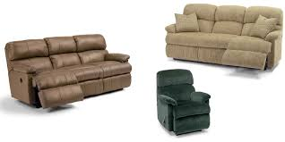 Flexsteel Chicago Jasens Fine Furniture Since - Leather sofas chicago