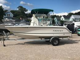 2001 used bayliner 1903 trophy center console saltwater fishing