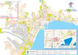 Map Of Malaga Spain by Malaga Maps Spain Maps Of Malaga