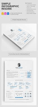 Infographic Resume Template Free Ptasso Get In My Template