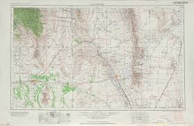 New Mexico Maps by Las Cruces Topographic Maps Nm Usgs Topo Quad 32106a1 At 1