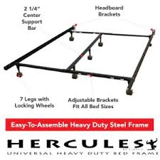 amazon com classic brands hercules universal heavy duty metal bed