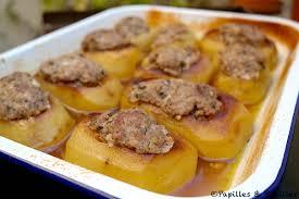 recette de cuisine pomme de terre pommes de terre farcies
