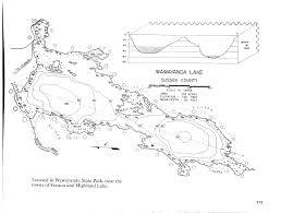 Canandaigua New York Map by Nybass Com New York Bass Fishing Resource Site