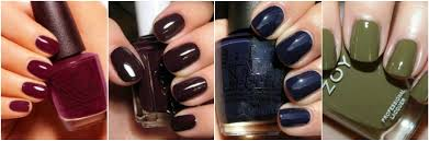 winter nail colours for an instant update alexie