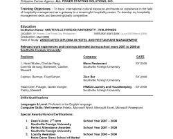 skill exle for resume 2 language skills resume sle gallery of cv fluent application