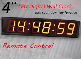 lighted digital wall clock lighted digital wall clock home designs insight trendy digital