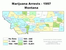 Map Of Montana State by Montana Top 10 Cash Crops Norml Org Working To Reform