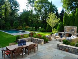 Idea For Backyard Landscaping by 27 Ways To Add Privacy To Your Backyard Hgtv U0027s Decorating