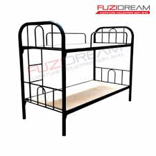 Double Deck Bed Heavy Duty Double Decker Bed Spec Lazada Malaysia
