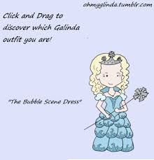 Wicked The Musical Memes - it s galinda with a gah