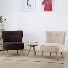 Small Fabric Armchair Chair Bar Picture More Detailed Picture About New Nordic Fabric