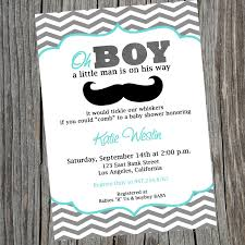 photo little man mustache baby shower image