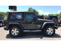 jeep sport green green jeep wrangler in illinois for sale used cars on buysellsearch