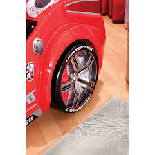 twin size car beds coaster black race car bed twin size only