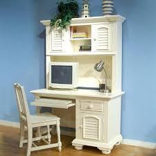 White Computer Desk With Hutch Sale White Computer Desk With Hutch Tandemdesigns Co