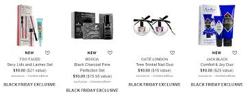 sephora sale black friday sephora black friday sale 10 beauty deals ftm