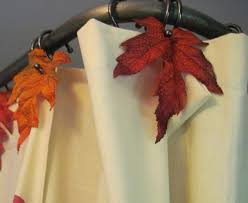 autumn leaves shower curtain part 26 fall color shower