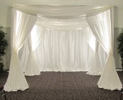 Chiffon Ceiling Draping Tampa Pipe And Drape Rentals Backdrops Draping Event Drapery