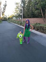 Mike Halloween Costume 25 Mike Wazowski Costume Ideas Sully Costume