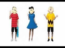 Charlie Brown Snoopy Halloween Costumes Peanuts Charlie Brown Costumes