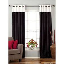 108 Inch Black And White Curtains Best 25 Black Lined Curtains Ideas On Pinterest Diy Blackout