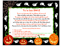 You Ve Been Boozed Halloween Poem Best 25 You Ve Been Booed Ideas Only On Pinterest Halloween Boo
