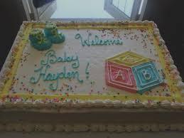 Baby Shower Cake And Cupcakes Wonderful Sams Club Bakery Baby Shower Cakes Baby Shower Ideas