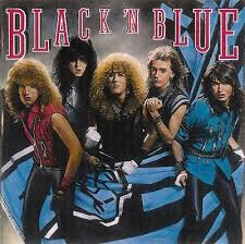 blue photo album rockbox request black n blue black n blue 1984