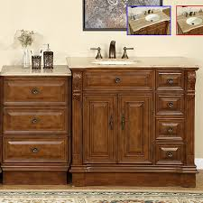 55 Inch Bathroom Vanities by Awesome Marvelous 58 Inch Bathroom Vanity 58 Inch Tania Vanity 58
