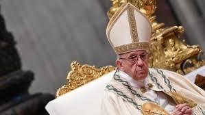 ladari a pope dismisses doctrine chief in a week of vatican turmoil the