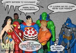 Superhero Birthday Meme - happy birthday superman oafe blog