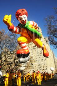 image macys prade ronald mcdonald jpg macy s thanksgiving day