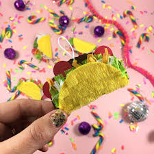Mexican Decoration For Christmas by Mini Pinata 6 Party Favor Fiesta Decorations Mexican