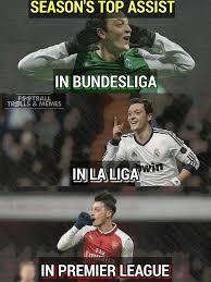 Ozil Meme - ozil for you via givemescore areana football trolls memes