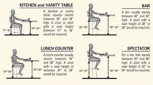 normal dining table height charming decoration dining room table height nice idea average