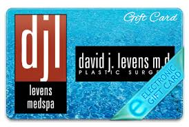 ecard gift card buy plastic surgery gift cards david j levens md coral springs