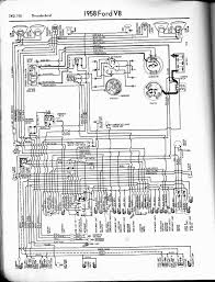 1957 1965 thunderbird wiring diagrams