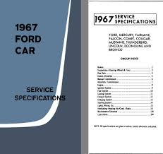 100 ford econoline service manual 1969 ford truck shop