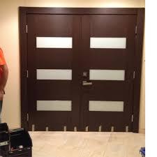 Solid Interior Door Dayoris Doors Miami Contemporary Interior Door Refacing Palm