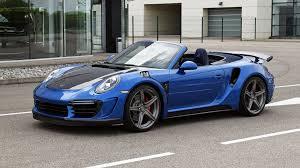 blue porsche convertible images tuning 2017 topcar porsche 911 turbo stinger gtr 1920x1080