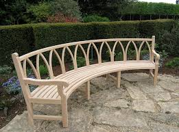 awesome curved bench outdoor 25 best ideas about curved outdoor