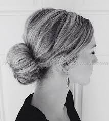 best 25 low sock buns ideas on pinterest thin hair messy bun